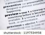 close up to the dictionary...   Shutterstock . vector #1197534958