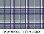 gray diagonal plaid seamless... | Shutterstock .eps vector #1197539365
