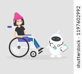 modern health care. new... | Shutterstock .eps vector #1197602992