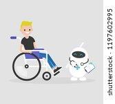 modern health care. new... | Shutterstock .eps vector #1197602995