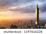 taiwan  taipei   november 2016  ... | Shutterstock . vector #1197616228