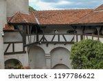 bran  brasov  transylvania ... | Shutterstock . vector #1197786622