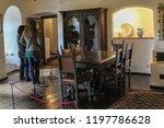 bran  brasov  transylvania ... | Shutterstock . vector #1197786628
