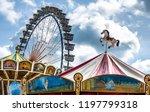 munich  germany   october 2 ...   Shutterstock . vector #1197799318