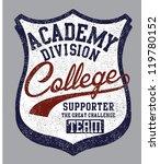 arizona college team | Shutterstock .eps vector #119780152
