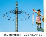 munich  germany   september 30  ...   Shutterstock . vector #1197814432