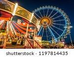 munich  germany   september 30  ...   Shutterstock . vector #1197814435