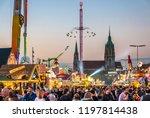 munich  germany   september 30  ...   Shutterstock . vector #1197814438