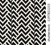 vector seamless pattern wit ... | Shutterstock .eps vector #1197821215