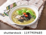 Turtle Soup Made With Rice