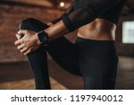 cropped shot of woman... | Shutterstock . vector #1197940012