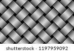 weaved fiber seamless pattern....   Shutterstock .eps vector #1197959092