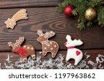 Christmas Homemade Gingerbread...