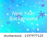 holiday texture with delicate... | Shutterstock .eps vector #1197977125