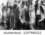 rusty surface with scratches... | Shutterstock . vector #1197980212