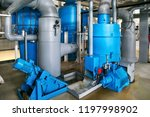 view of the equipment at the... | Shutterstock . vector #1197998902