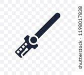 ar wand transparent icon. ar... | Shutterstock .eps vector #1198017838