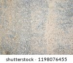 blur small stones and sands on... | Shutterstock . vector #1198076455