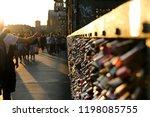 Hohenzollern Bridge With...