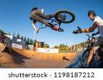 braga  portugal   october 7 ...   Shutterstock . vector #1198187212