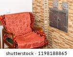 one cozy comfortable armchair...