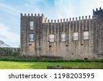 ponte de lima  portugal   circa ... | Shutterstock . vector #1198203595