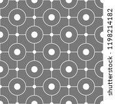 seamless geometric vector...   Shutterstock .eps vector #1198214182