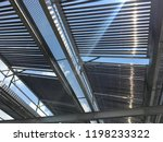 solar collector  heat for solar ... | Shutterstock . vector #1198233322
