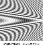 abstract vector circle halftone ... | Shutterstock .eps vector #1198255918
