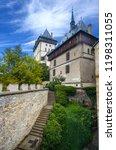 karlstejn  czech republic   05... | Shutterstock . vector #1198311055