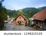 karlstejn  czech republic   10... | Shutterstock . vector #1198315135
