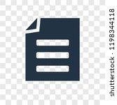 file vector icon isolated on...