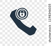 phone blocked vector icon...