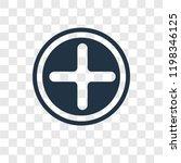 plus button vector icon...