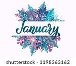 hand drawn lettering phrase... | Shutterstock .eps vector #1198363162