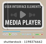 media player user interface...