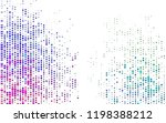 light multicolor  rainbow... | Shutterstock .eps vector #1198388212