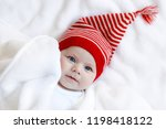 Cute Adorable Baby Child With...