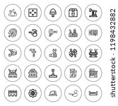 industrial icon set. collection ...   Shutterstock .eps vector #1198432882
