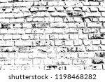 vector bricks and stones... | Shutterstock .eps vector #1198468282