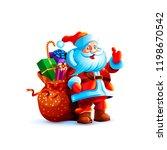 stock vector illustration... | Shutterstock .eps vector #1198670542