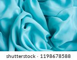 blue background abstract cloth  ... | Shutterstock . vector #1198678588