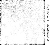 grunge texture black and white | Shutterstock .eps vector #1198685788