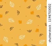 abstract seamless pattern... | Shutterstock .eps vector #1198703002