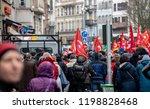 strasbourg  france   mar 22 ... | Shutterstock . vector #1198828468