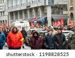 strasbourg  france   mar 22 ... | Shutterstock . vector #1198828525