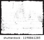 grunge frame.distress... | Shutterstock .eps vector #1198861285