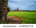 seashore temple located in... | Shutterstock . vector #1198902718