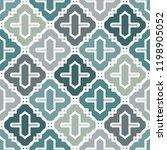 oriental traditional pattern.... | Shutterstock .eps vector #1198905052