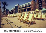 newcastle upon tyne  england ... | Shutterstock . vector #1198911022